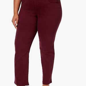NWT Style & Co. High Rise Straight Leg Jeans